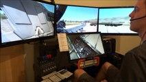 DCS: A-10C TakeOff (3840x1080 2xMonitors Resolution) - video