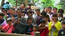 Un zoo japonais appelle Charlotte un bébé macaque puis se ravise