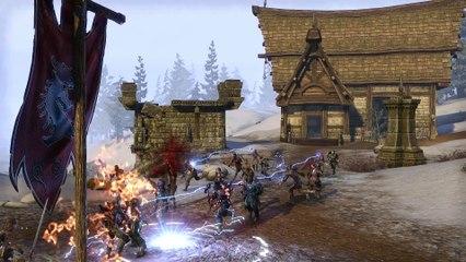 This is the Elder Scrolls Online : Tamriel Unlimited de The Elder Scrolls Online
