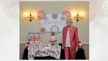 90 years old birthday party)