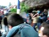 Répression à l'Université Lyon 2 Bron 06/12/07