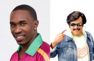 Bravo Gonna Act With Rajini | 123 Cine news | Tamil Cinema News