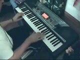 Daft Punk - Harder, Better, Faster, Stronger (piano)
