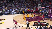 Kyrie Irving Amazing Pass LeBron James _ Bulls vs Cavaliers _ Game 2 _ May 6, 2015 _ NBA Playoffs