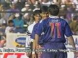 Colo Colo 3 -0 Universidad de Chile. Campeonato Nacional 1995