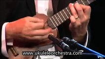 Ride of the Valkyries and Silver Machine - The Ukulele Orchestra of Great Britain - BBC Proms