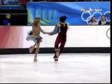 Fusar Poli - Margaglio LP fd Olimpics Olimpiadi 2006 Torino