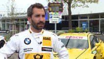 BMW Motorsport Car Launch 2015 - Interview Timo Glock