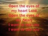 Hillsong Kids - Open the eyes of my heart