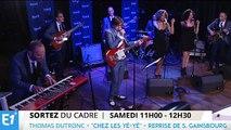 """Thomas Dutronc reprend """"Chez les yé-yé"""" de Serge Gainsbourg"""