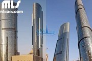 2 Bedrooms with Maid Room and full facilities situated in Sky Tower Al Reem Island - mlsae.com