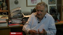 """José Mujica: """"estoy cansado pero seguiré luchando"""" - BBC Mundo"""