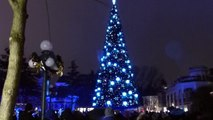"Disneyland Paris - ""Illumination du Sapin"" le 15 décembre 2014"