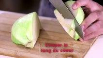 Cuisine : Salade de chou à la japonaise
