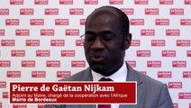 """L'Afrique digitale - Pierre de Gaëtan Njikam, adjoint au Maire de Bordeaux, chargé de la Coopération avec l'Afrique : """"Connecter les diasporas avec l'évolution des villes africaines"""""""