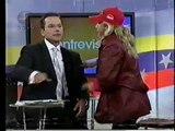 Miguel Angel Rodriguez Versus Lina Ron en la Entrevista RCTV 2004