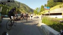 Rennrad: Stilfser Joch (Passo Stelvio / Italien) - Rollen-/Spinningtrainingvideos