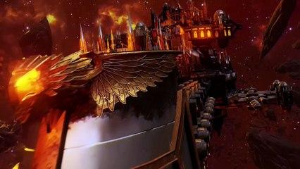 Battlefleet Gothic : Armada - Bande-annonce