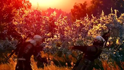 The Witcher 3 : Wild Hunt - Bande-annonce - Rage & Steel