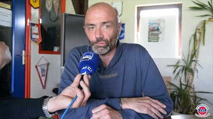 Avant Dijon : Cédric DAURY