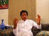 Imran Khan Social Media Message about Party Elections and Justice Wajihuddin Controversy