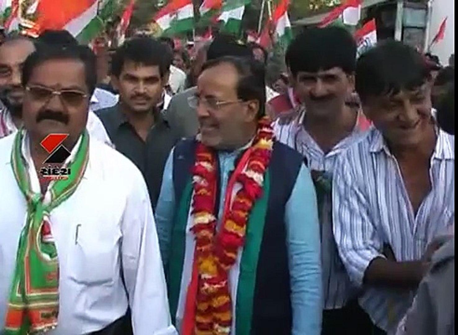 Sandesh News- Political Profile of Arjun Modhwadia
