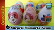 Sürpriz Yumurtalar Mickey Mouse, Disney Prensesleri, Kinder Sürpriz Yumurta Oyuncakları