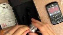 RIM BlackBerry Curve 9370 Verizon) unboxing and quick tour