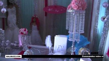 Houly's Boutique était au 1er Salon du Mariage de Bamako