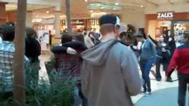 Beirut Lebanon Freeze - Flash mob in City Mall - video