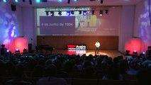 Uma motivação, uma solução, uma empresa  Virgílio Bento at TEDxAveiro