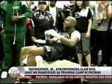 Mayweather, inaming alam niya lahat ng nangyayari sa training camp ni Pacquiao