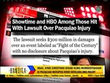 Why Pacquiao could be suspended from boxing