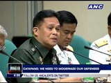 'Submerged areas in West PH Sea now have buildings'
