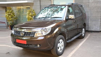 Safari Storme Facelift Spotted Inside Out In Detail