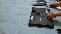Lenovo E420 HDD交換作業