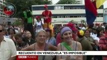 Boletín: UNASUR analiza crisis política en Venezuela y otras noticias