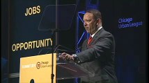 Chicago Urban League Summit 2011: Marc Morial, President & CEO, National Urban League