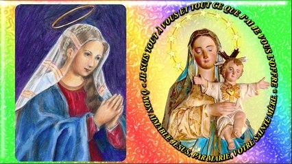 LP64. Trois consécrations au Cœur-Immaculé de Marie