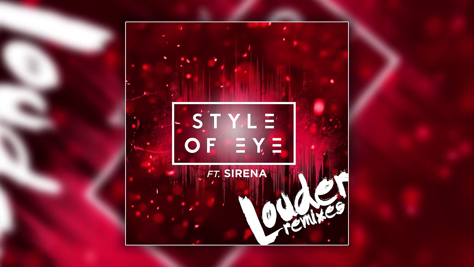Style of Eye feat. Sirena - Louder (Botnek's Weirder Remix) [Cover Art]