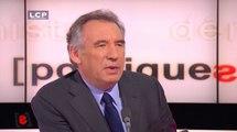 PolitiqueS : François Bayrou, président du MoDem, maire de Pau