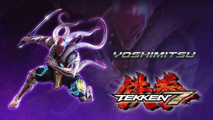 Gameplay - Yoshimitsu de Tekken 7