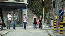 Sécurité routière : la Police suisse mise sur l'humour noir
