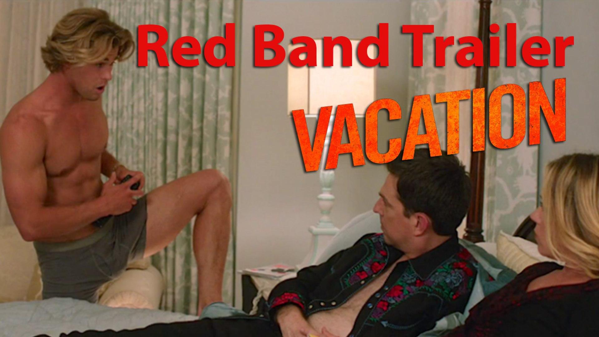 Vacation - Red Band Trailer #1 [Full HD] (Ed Helms, Christina Applegate, Chris Hemsworth)