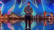 Calum Scott - Golden Buzz dans Britain got talent