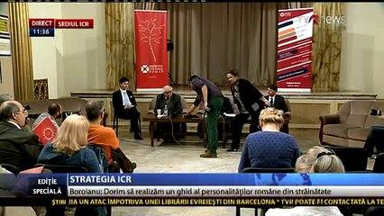 Nicolae Breban despre Plesu, Liiceanu si Patapievici la ICR, Basescu si Reteaua Soros