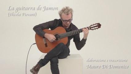 MAURO DI DOMENICO - La guitarra de Jamon