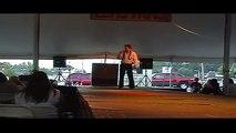 Colin Paul sings 'Mr Songman' at Elvis Week 2006 (video)