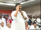 Chiranjeevi satires on 100 days Political Ruling Celebrations
