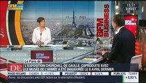 Le Paris de Marc Fosseux, Fondation Charles de Gaulle - 08/05